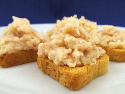 Relleno para sandwich de pavo y manzana