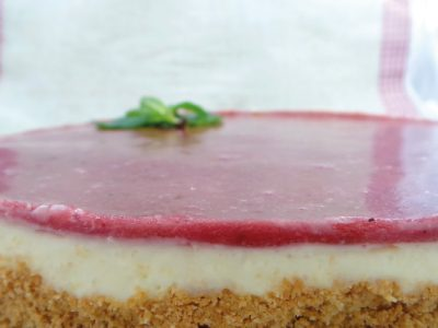 Tarta de queso 'Cheesecake'